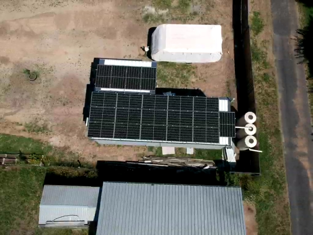 Solar Mine Queensland - Customer Solutions - Case Study 2 - Neale & Gordon - Solar Panels